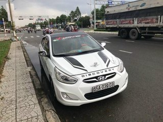 Bán ô tô Hyundai Accent sản xuất năm 2013, màu trắng, nhập khẩu còn mới