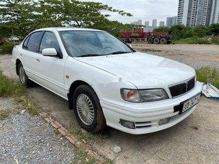 Bán Nissan Cefiro sản xuất năm 1998, màu trắng, xe nhập, giá chỉ 120 triệu