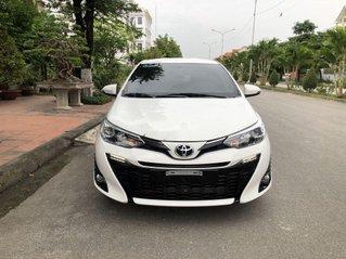 Bán Toyota Yaris sản xuất năm 2018, màu trắng, nhập khẩu nguyên chiếc, 625 triệu
