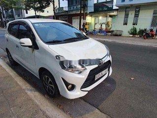 Cần bán Toyota Wigo đời 2019, màu trắng, nhập khẩu, số sàn, 330tr