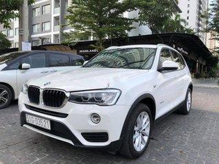 Cần bán BMW X3 đời 2017, màu trắng, nhập khẩu