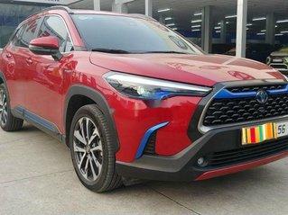 Bán Toyota Corolla Cross sản xuất năm 2020, màu đỏ, nhập khẩu Thái số tự động, giá chỉ 978 triệu