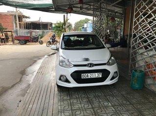 Cần bán lại xe Hyundai Grand i10 sản xuất 2014, xe nhập chính chủ