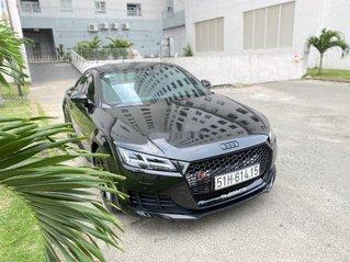 Bán Audi TT đời 2015, màu đen, nhập khẩu nguyên chiếc
