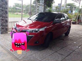 Cần bán lại xe Toyota Yaris đời 2019, màu đỏ, nhập khẩu nguyên chiếc