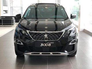 [Peugeot Bình Tân] Peugeot 3008 AT đen giá tốt nhất thị trường giao ngay