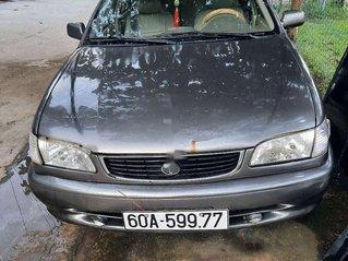 Cần bán lại xe Toyota Corolla đời 1999, màu xám, nhập khẩu nguyên chiếc