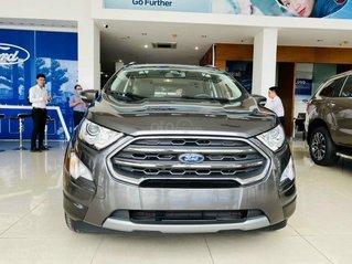 Ford EcoSport new, giảm giá kịch sàn, giao xe ngay toàn quốc, hỗ trợ vay vốn 90%, đủ màu tùy chọn
