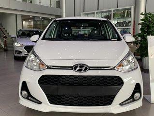 Hyundai Grand i10 2021 đủ màu giao ngay, giảm giá cùng nhiều quà tặng trong tháng 1