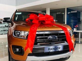 Ford Ranger Wildtrak 2.0L AT 4x4 có đủ màu, giảm ngay 40 triệu, tặng dán phim cách nhiệt, phủ gầm, lót sàn 5D