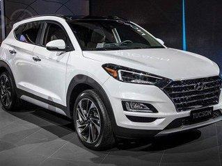 Tin nóng Hyundai Tucson giảm 17 triệu tiền mặt và tặng full phụ kiện
