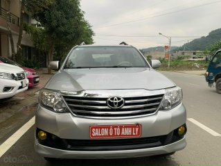 Bán Toyota Fortuner 2.7 AT - 2012