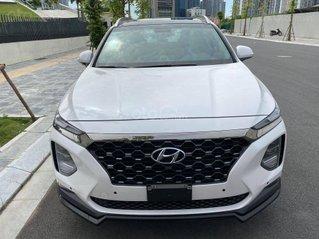 Cần bán xe Hyundai Santa Fe đời 2019, màu trắng, bản đặc biệt mới về siêu lướt