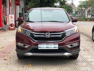 Cần bán xe Honda CRV 2.4 AT - TG 2017, giá 755 triệu