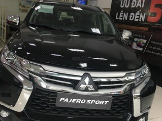 Mua xe giá thấp chiếc Mitsubishi Pajero Sport 4x2 MT sản xuất năm 2020, giao nhanh