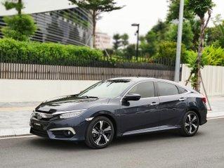 Honda Civic 1.5L màu xanh lam, xe nhập, giá tốt