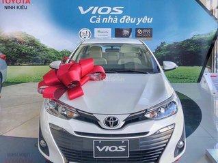 Toyota Vios 2020 - giảm 50% trước bạ - giao xe ngay