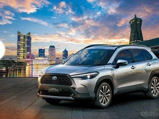 Toyota Corolla Cross 2020, giao xe nhanh