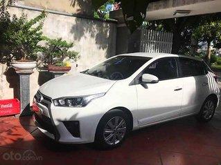 Bán Toyota Yaris năm sản xuất 2016, màu trắng, nhập khẩu nguyên chiếc còn mới, giá chỉ 500 triệu
