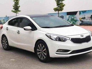 Bán ô tô Kia K3 năm 2015, màu trắng còn mới, giá chỉ 445 triệu