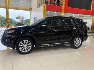 Cần bán lại xe Kia Sorento sản xuất năm 2012, màu đen còn mới