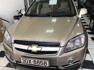 Bán xe Chevrolet Captiva sản xuất 2010, màu vàng còn mới, giá tốt
