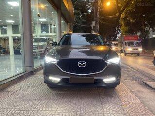 Chính chủ bán Mazda CX5 Skyactive 2.5L, biển đẹp, màu nâu xám, đăng ký 12/2017, mới lăn bánh 37000km