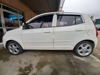 Cần bán lại xe Kia Morning đời 2009, màu trắng, xe nhập