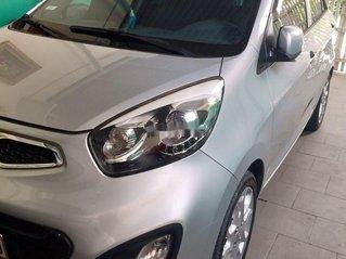 Cần bán lại xe Kia Picanto đời 2013, màu bạc, nhập khẩu