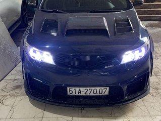 Cần bán gấp Kia Cerato Koup 2011, màu xanh lam, nhập khẩu