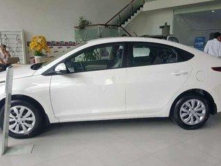 Bán ô tô Hyundai Accent đời 2021, màu trắng, giá tốt