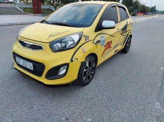Bán Kia Morning năm 2013, màu vàng còn mới, 175 triệu