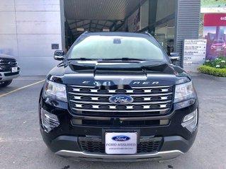 Bán Ford Explorer đời 2017, màu đen, nhập khẩu nguyên chiếc