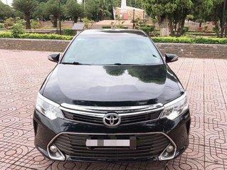 Cần bán gấp Toyota Camry sản xuất 2015, màu đen, nhập khẩu nguyên chiếc