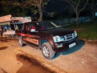 Bán gấp với giá thấp Isuzu Dmax năm 2006, nhập khẩu nguyên chiếc
