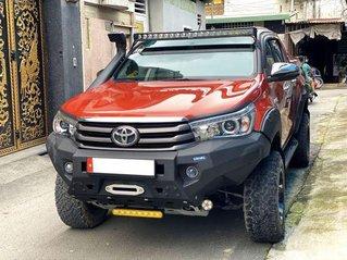 Bán Toyota Hilux sản xuất năm 2018 còn mới, giá tốt