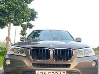 Xe BMW X3 năm 2012, xe nhập còn mới
