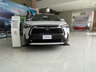 [Toyota Bến Thành] Toyota Corolla Cross 1.8V cao cấp - đủ màu giao ngay - KM hấp dẫn
