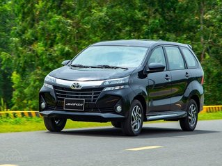 Bán xe Toyota Avanza 1.5AT đời 2020, giao xe nhanh
