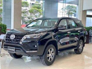 Toyota Fortuner 2021 đủ màu giao ngay, giảm 50% trước bạ, khuyến mãi khủng