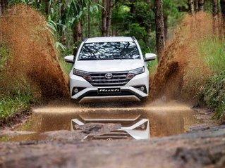 Toyota Rush 2020 đủ màu giao ngay + khuyến mãi khủng tại Toyota Bắc Ninh