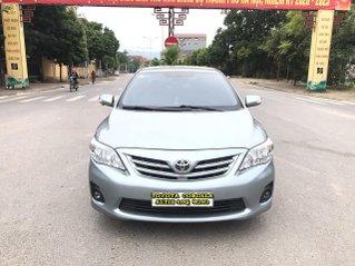 Toyota Corolla Altis 1.8G AT cuối 2010 form mới 2011, tự động, màu ghi, 1 chủ, xe tuyển ACE không phải nghĩ