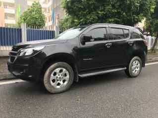 Bán Chevrolet Traiblazer 2018, số sàn, máy dầu, màu đen