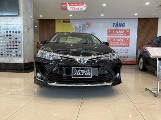 Bán Toyota Corolla Altis 2020, giảm 20trđ tiền mặt, tặng 2 năm bảo hiểm thân vỏ, phụ kiện chính hãng