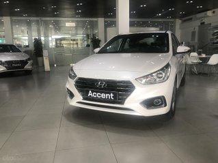 Xe Hyundai Accent số sàn 2020 cho góp tiếp