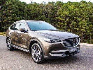 Mazda CX8 - ưu đãi trong tháng - giá chỉ từ 999tr - trả trước 20% nhận xe ngay