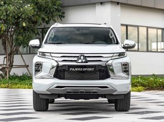 Hỗ trợ mua xe giá thấp chiếc Mitsubishi Pajero Sport D4x4 AT Pre đời 2020, giao nhanh