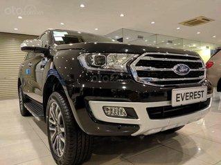 [Duy nhất tháng 11] Ford Everest 2020 giảm giá kịch sàn tặng nhiều phụ kiện giá trị