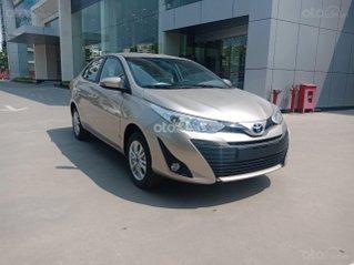 Toyota Vios 1.5E MT 2020 giá cực tốt, nhiều ưu đãi, sẵn màu giao ngay