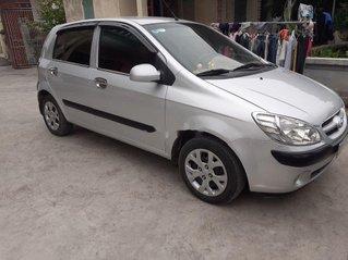Bán Hyundai Getz sản xuất năm 2008, màu bạc, nhập khẩu nguyên chiếc